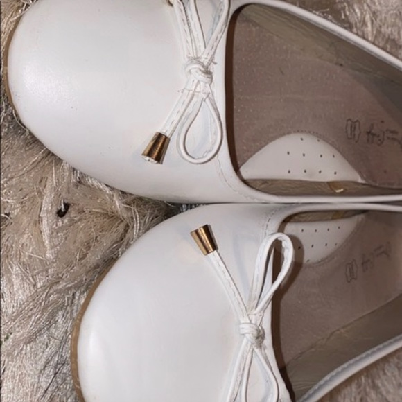 jessica carlyle Shoes | Cute White